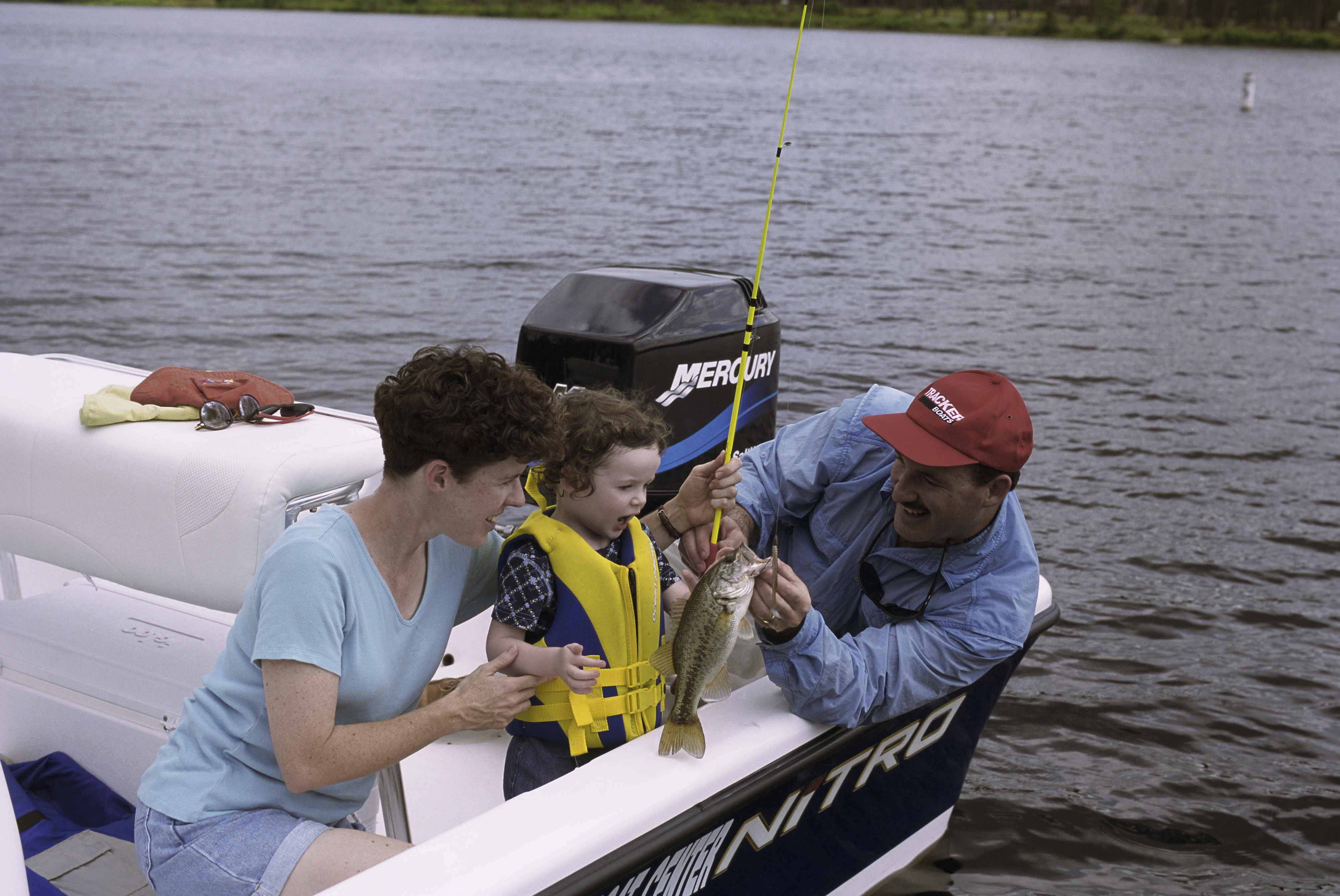 Celebrate national fishing and boating week gtm research for Best boat for fishing and family fun